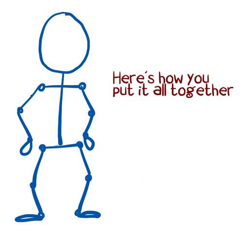 stick figure guide